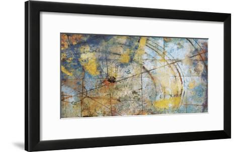 Earth Span 1-Sokol-Hohne-Framed Art Print