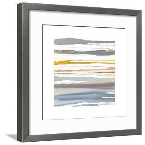 In Between Color XIV-Rob Delamater-Framed Art Print