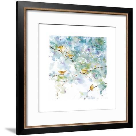 Spring Song 2-Elle Franklin-Framed Art Print