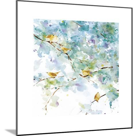 Spring Song 2-Elle Franklin-Mounted Giclee Print