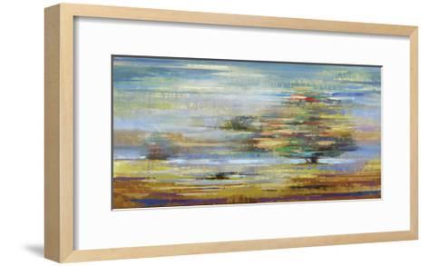 Windblown 2-Selina Rodriguez-Framed Art Print