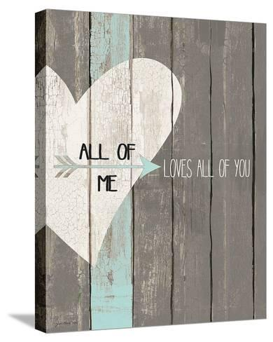 All of Me 2-Jo Moulton-Stretched Canvas Print