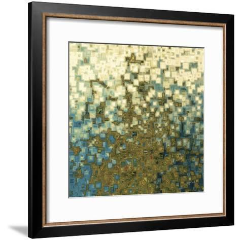 Merge-Mark Lawrence-Framed Art Print
