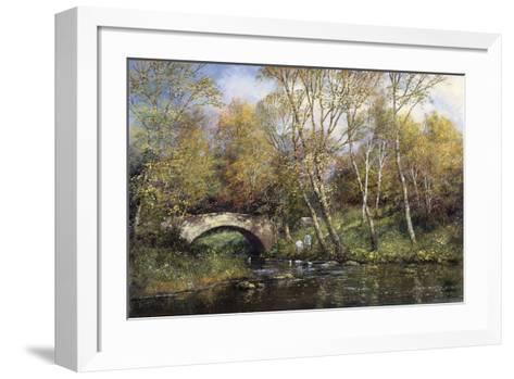 Autumn II-Clive Madgwick-Framed Art Print