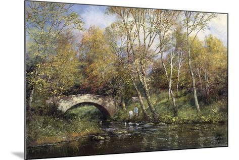 Autumn II-Clive Madgwick-Mounted Giclee Print