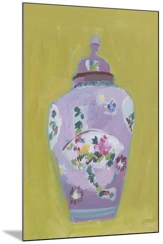 Pot Pourri - Floral-Charlotte Hardy-Mounted Giclee Print