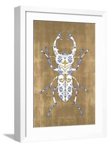 Scarabeo Dorato I-Amy Shaw-Framed Art Print