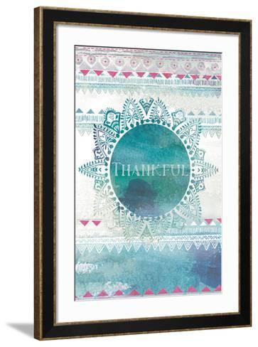 Thankful-Anahata Katkin-Framed Art Print