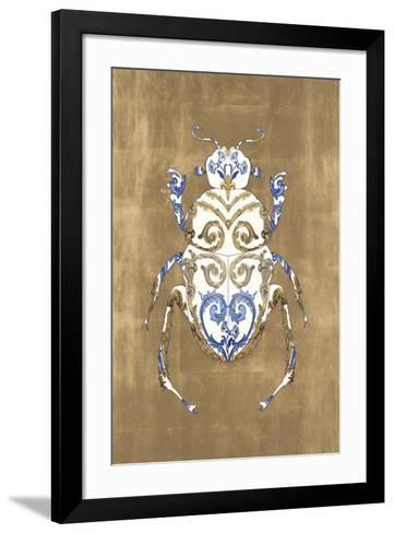 Scarabeo Dorato II-Amy Shaw-Framed Art Print