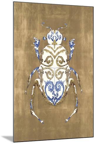 Scarabeo Dorato II-Amy Shaw-Mounted Giclee Print
