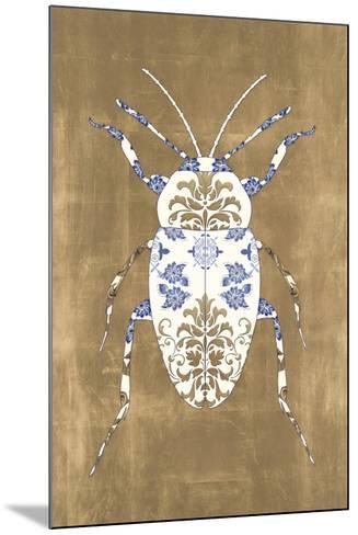 Scarabeo Dorato III-Amy Shaw-Mounted Giclee Print