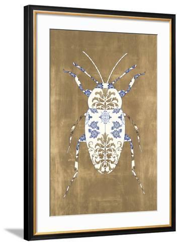 Scarabeo Dorato III-Amy Shaw-Framed Art Print