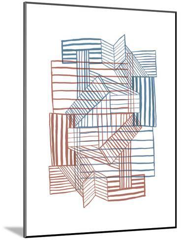 Compton-Clara Wells-Mounted Giclee Print