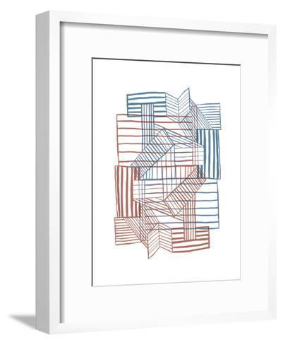Compton-Clara Wells-Framed Art Print