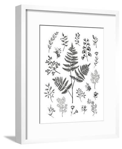 Botanique-Lucy Francis-Framed Art Print