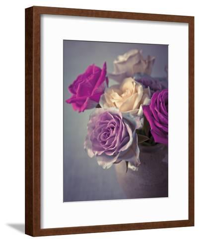 Vintage Rosa-Assaf Frank-Framed Art Print