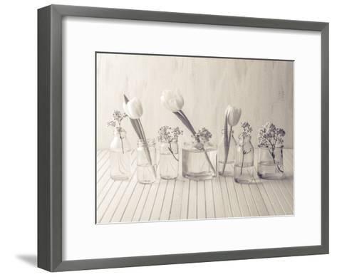 Stillness-Assaf Frank-Framed Art Print