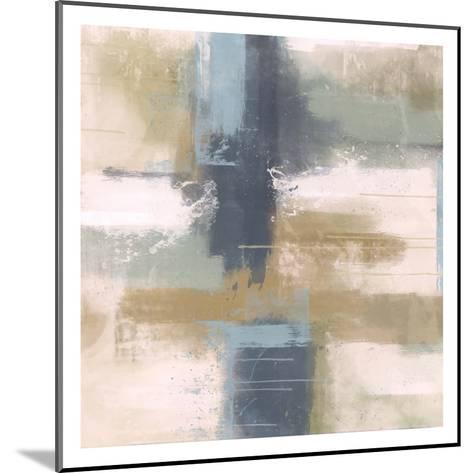 Recondite Mind 4-Cynthia Alvarez-Mounted Art Print