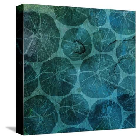 Sea Galaxy-Jace Grey-Stretched Canvas Print
