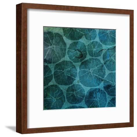 Sea Galaxy-Jace Grey-Framed Art Print