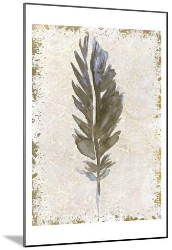 Feather Expression 1-Kimberly Allen-Mounted Art Print