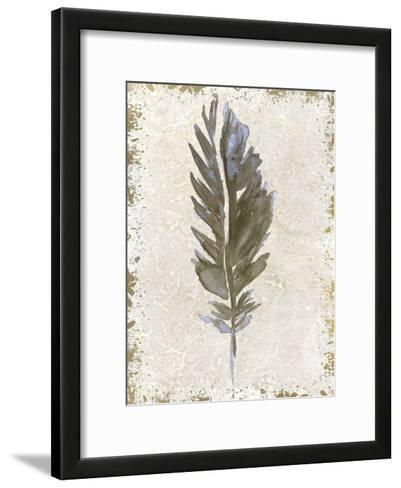Feather Expression 1-Kimberly Allen-Framed Art Print
