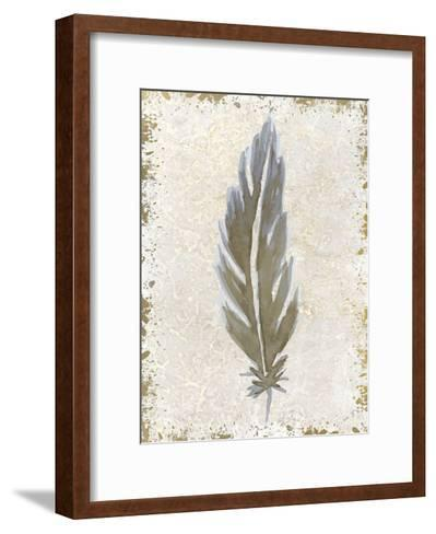 Feather Expression 2-Kimberly Allen-Framed Art Print