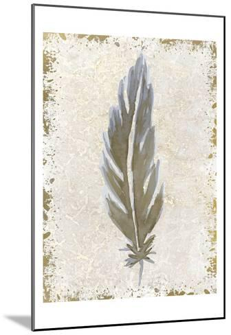 Feather Expression 2-Kimberly Allen-Mounted Art Print