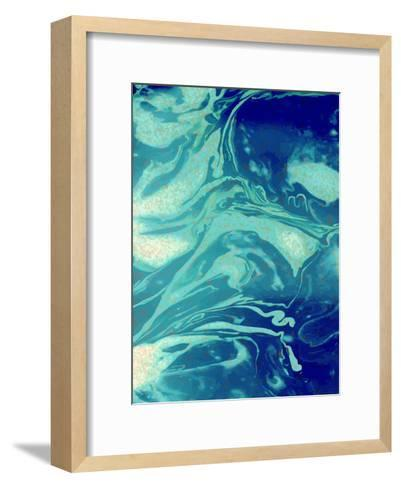 Cosmic A-Kimberly Allen-Framed Art Print