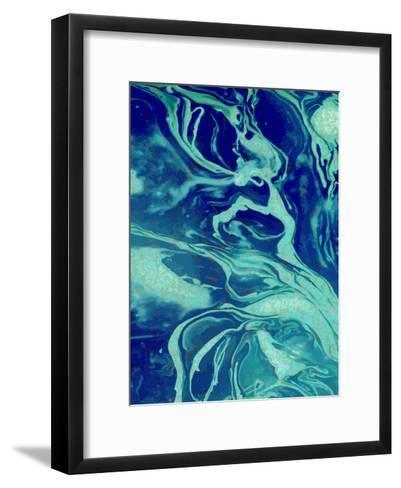 Cosmic B-Kimberly Allen-Framed Art Print