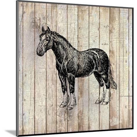 Farm Life 4-Kimberly Allen-Mounted Art Print