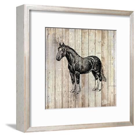 Farm Life 4-Kimberly Allen-Framed Art Print