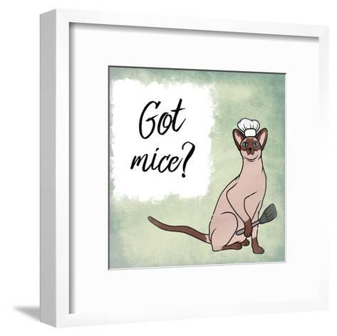 Got Mice-Marcus Prime-Framed Art Print