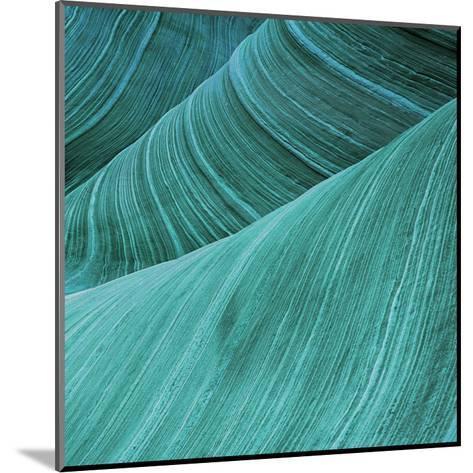 Coastal Abstract 2-Sheldon Lewis-Mounted Art Print