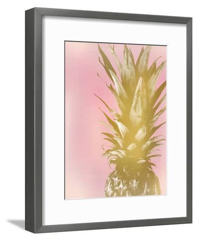 Sweet Pineapple 2-Kimberly Allen-Framed Art Print