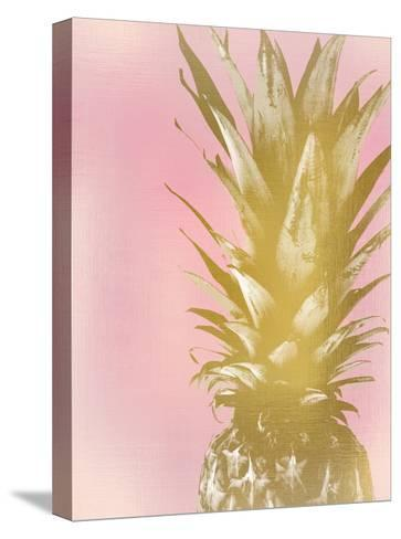 Sweet Pineapple 2-Kimberly Allen-Stretched Canvas Print