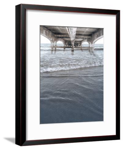 Bridge The Peace-Marcus Prime-Framed Art Print