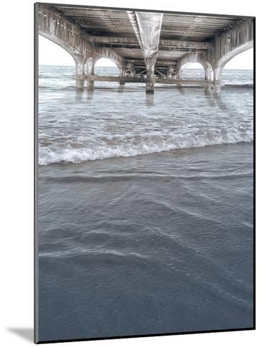 Bridge The Peace-Marcus Prime-Mounted Art Print