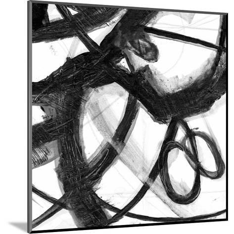 Abstract Jungle 4-Smith Haynes-Mounted Art Print