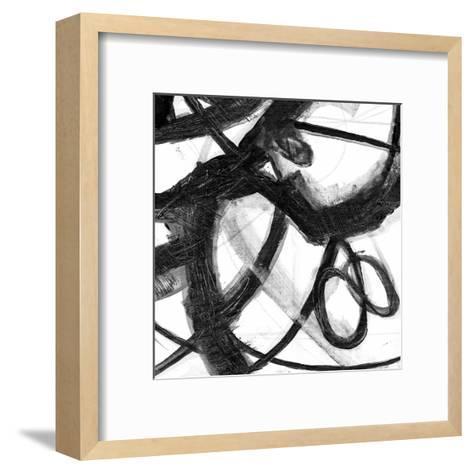 Abstract Jungle 4-Smith Haynes-Framed Art Print