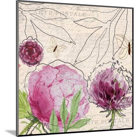 Blooming 1-Kimberly Allen-Mounted Art Print
