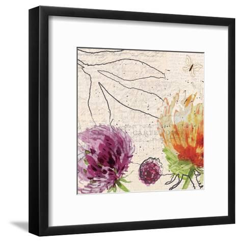 Blooming 2-Kimberly Allen-Framed Art Print