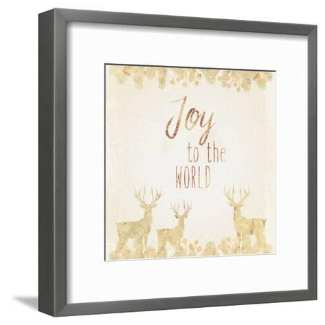 Joy To The World-Kimberly Allen-Framed Art Print