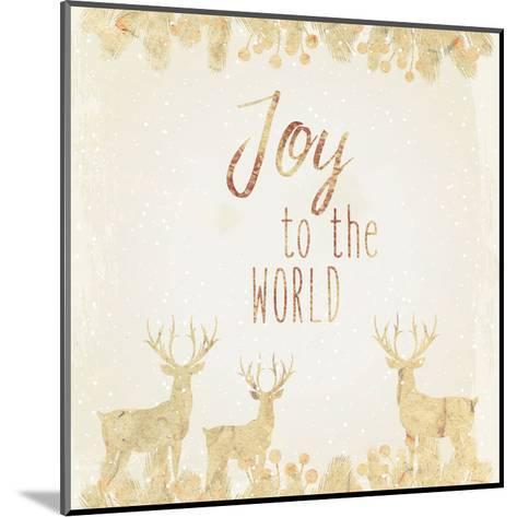 Joy To The World-Kimberly Allen-Mounted Art Print