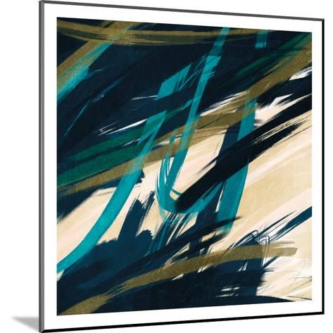 Eternally Slashed-Marcus Prime-Mounted Art Print