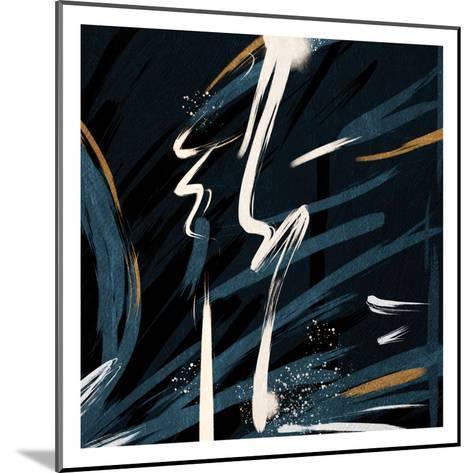Hectic Desire-Marcus Prime-Mounted Art Print