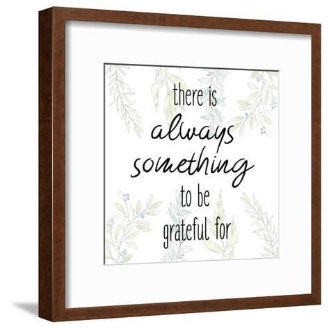 There is Always-Kimberly Allen-Framed Art Print