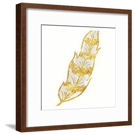 Phoenix Feather 2-Kimberly Allen-Framed Art Print