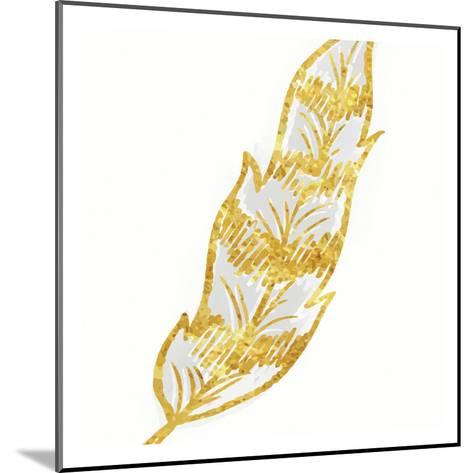 Phoenix Feather 2-Kimberly Allen-Mounted Art Print