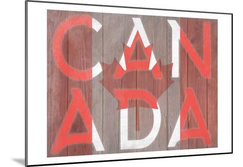 Canadian Pride-Marcus Prime-Mounted Art Print